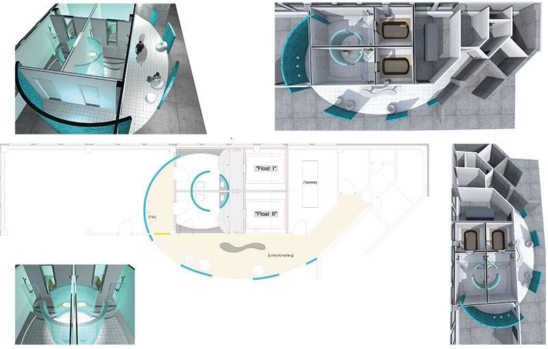 float med tec una nueva dimensi n de la relajaci n i servicios dise o. Black Bedroom Furniture Sets. Home Design Ideas